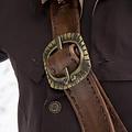 Epic Armoury Baldric Seven Seas, marrón