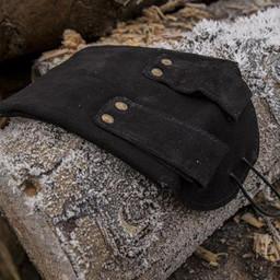 Średniowieczna torba Merek, czarna