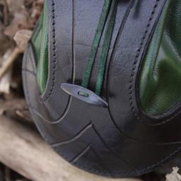 Bolso elfo, negro-verde