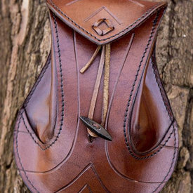 Epic Armoury Elven taske, brun
