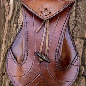 Epic Armoury Elven väska, brun