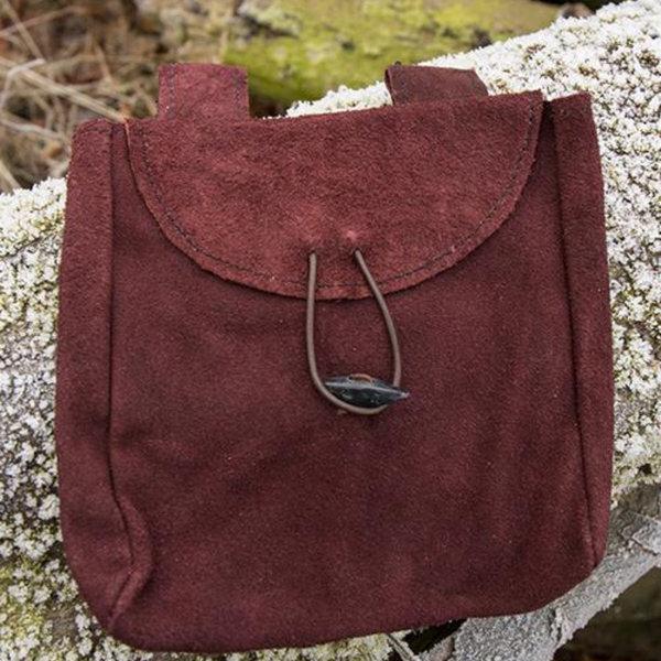 Epic Armoury Mittelalterliche Tasche Ysmay, braun