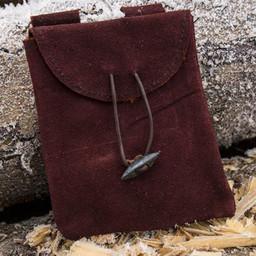 Mittelalterliche Tasche Merek, braun