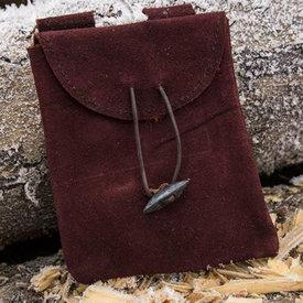 Epic Armoury Medeltida väska Merk, brun