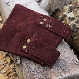 Średniowieczna torba Merek, brązowa