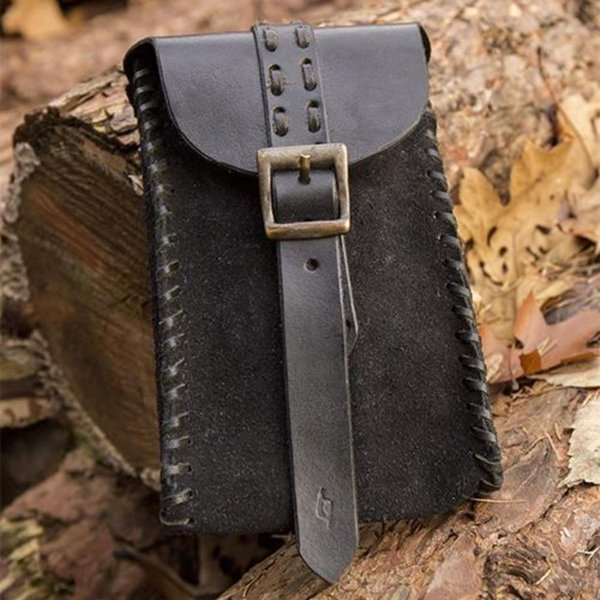 Epic Armoury Square pouch Raymond, black
