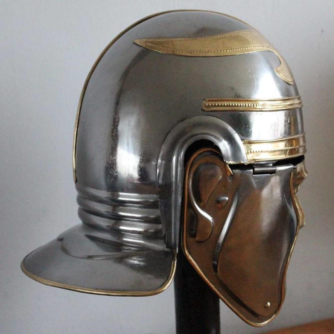 Deepeeka Imperial galijski maska galea