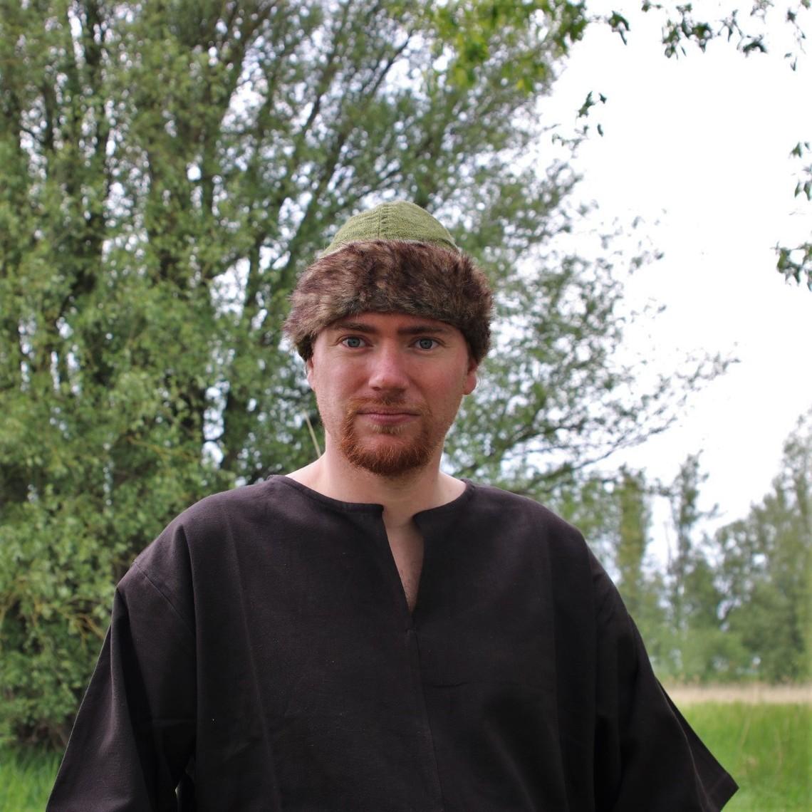 Leonardo Carbone Birka Wikingerhut, grün