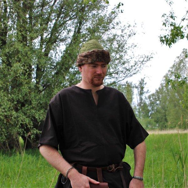 Leonardo Carbone Birka Viking hatt, grön
