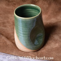 Middeleeuwse beker (greenware)