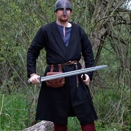 Kaftan Gustav, czarny