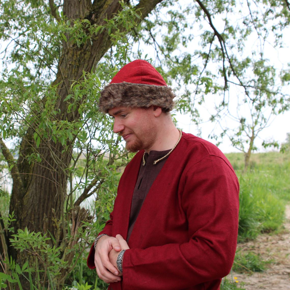 Leonardo Carbone Birka Viking hat, rød