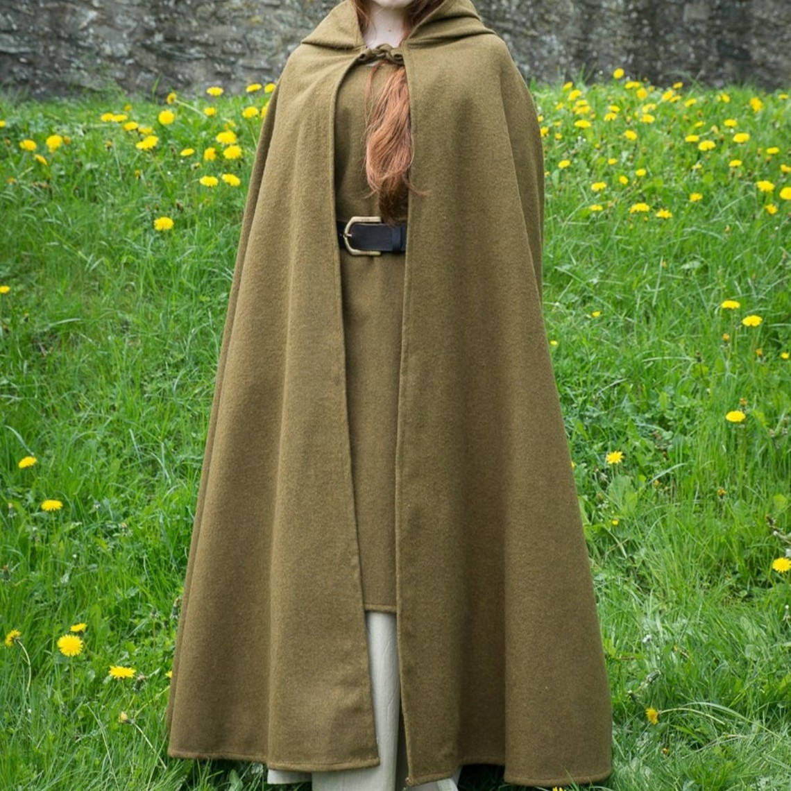 Burgschneider Mantel hibernus, caen verde