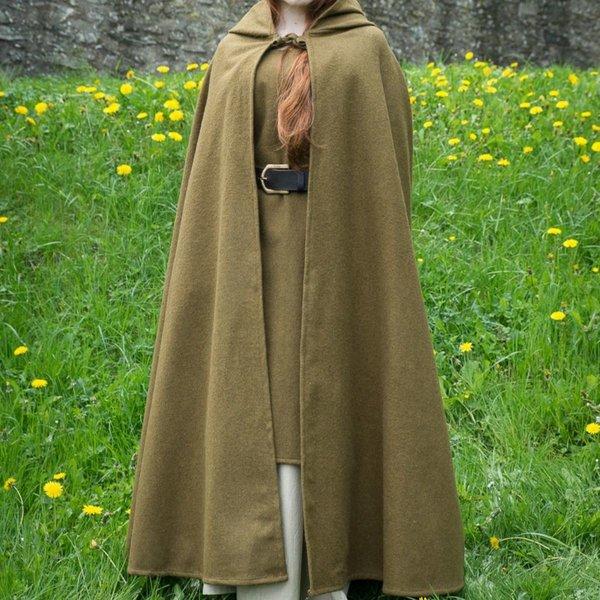 Burgschneider Mantel Hibernus, cadere verde