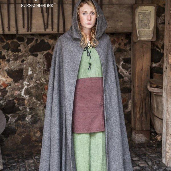 Burgschneider Cloak Hibernus, grå