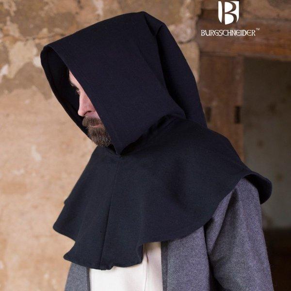 Burgschneider Chaperon Capellus (schwarz)