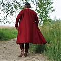 Leonardo Carbone Kaftan Gustav, rosso