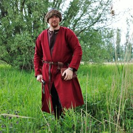 Kaftan Gustav, rojo