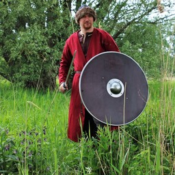 Kaftan Gustav, czerwony
