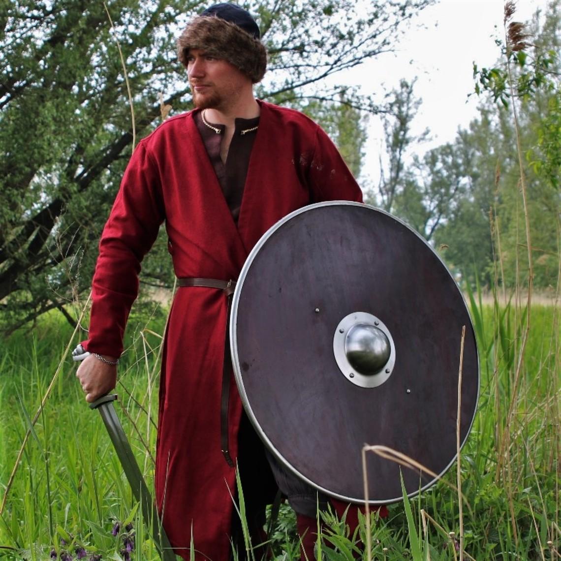 Leonardo Carbone Kaftan Gustav, rood