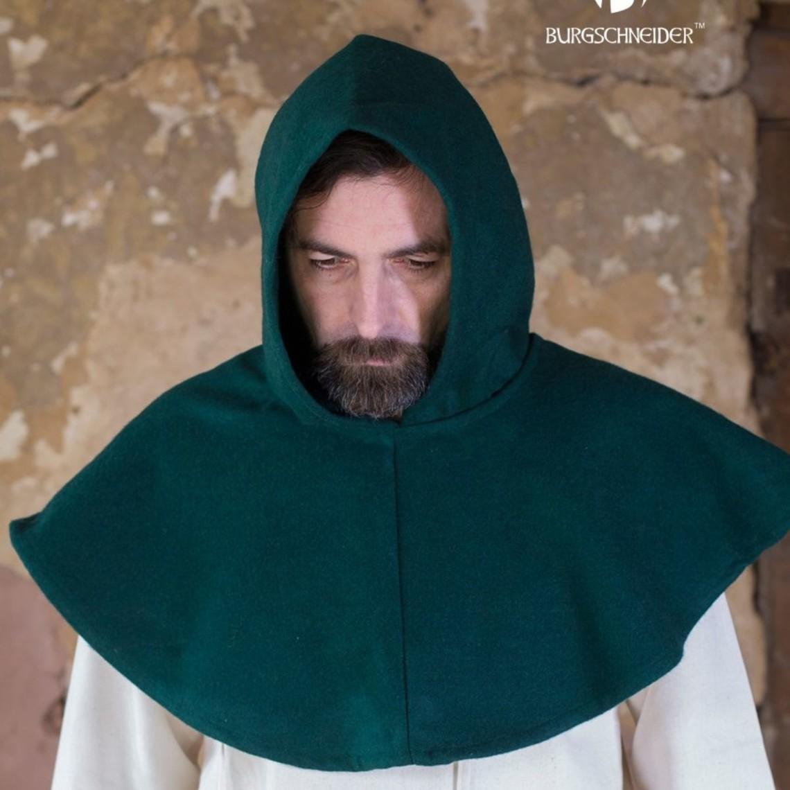 Burgschneider Kaproen Cucullus (groen)