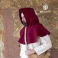 Burgschneider Chaperón Cucullus (rojo)