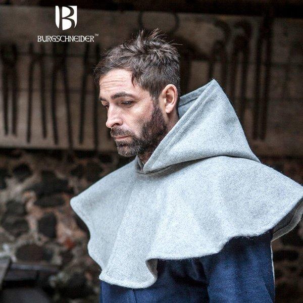 Burgschneider Kaproen Cucullus (grijs)