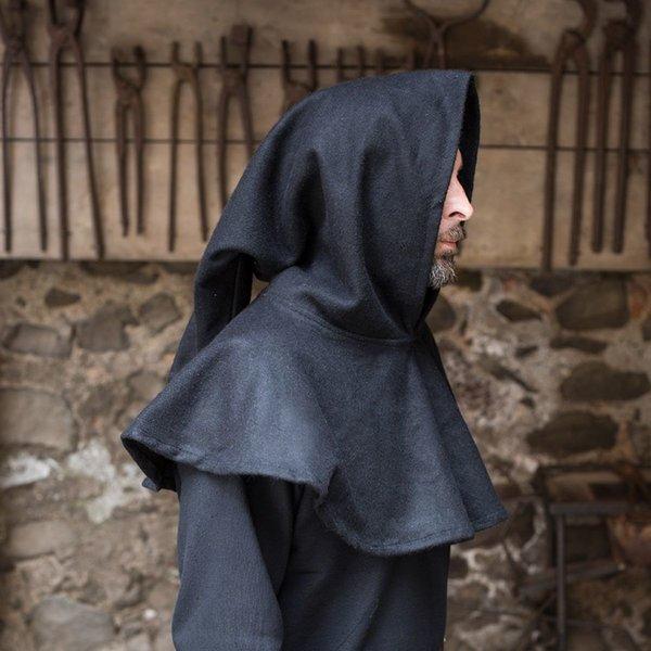 Burgschneider Kaproen Cucullus (zwart)