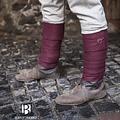 Burgschneider Los vendajes de la pierna Aki, rojo
