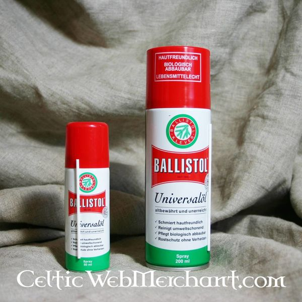 Ballistol Spray anti-rouille BALLISTOL 200 ml (UE&RU seulement)