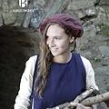 Burgschneider Haarnet Anna bruin