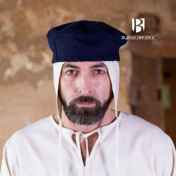Burgschneider cappello di lana Hugo, blu