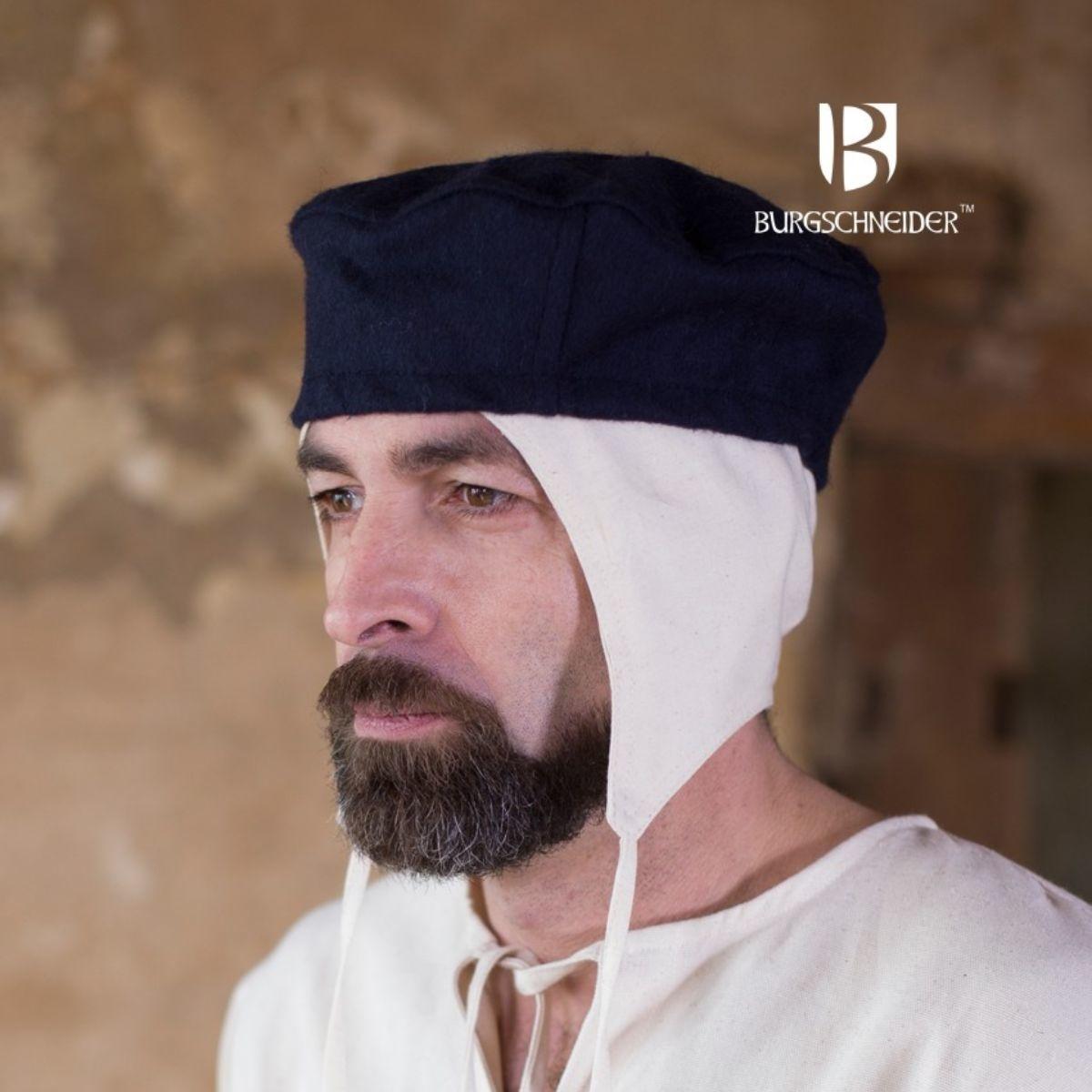 cappello di lana Hugo, blu