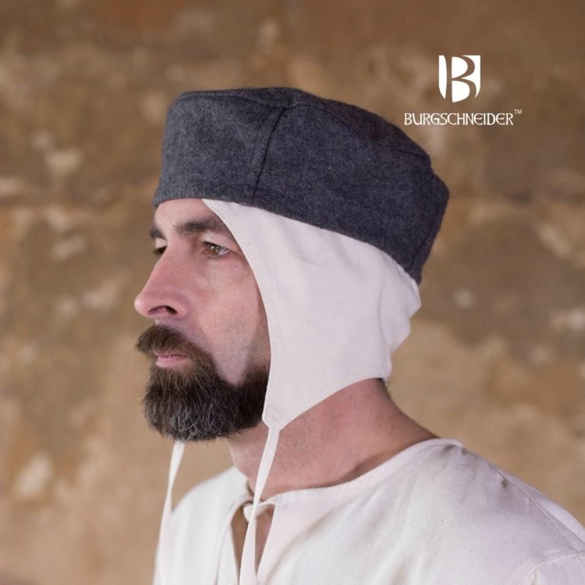 Burgschneider sombrero de lana de Hugo, gris