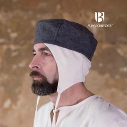Wool hat Hugo, grey
