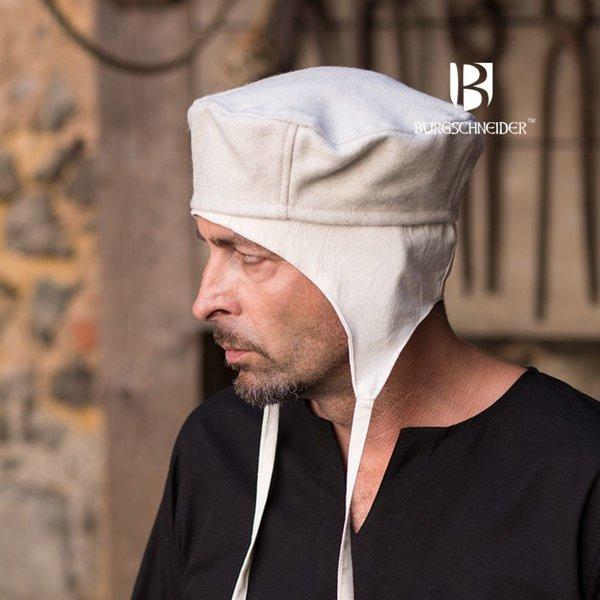 Burgschneider Ull hatt Hugo, naturlig