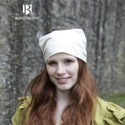 Viking headkerchief Marianne natural coloured