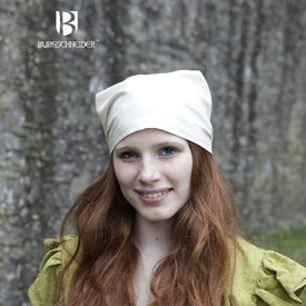 Burgschneider Viking headkerchief Marianne natural coloured