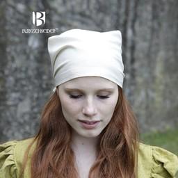 Vikinghoofddoek Marianne natuurkleur