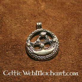 Uppland Viking amulett brons