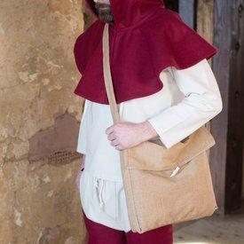 Burgschneider Borsa medievale Ehwaz, marrone scuro