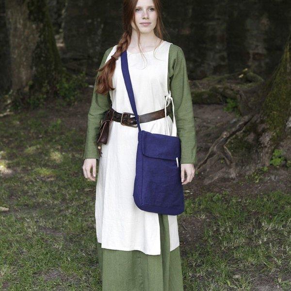 Burgschneider Mittelalterliche Tasche Ehwaz, blau