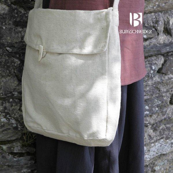 Burgschneider Medieval bag Ehwaz, natural