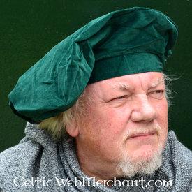 Beret Rembrandt, grøn