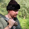 Leonardo Carbone Birka Vikingmuts, bruin