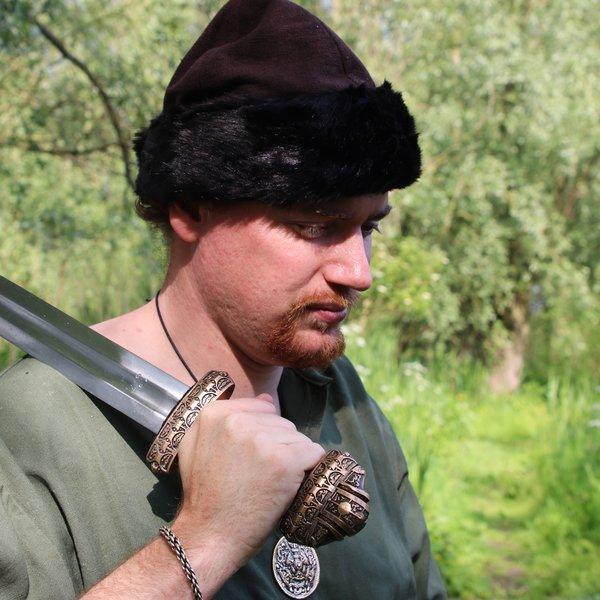 Birka Vikingmuts, bruin