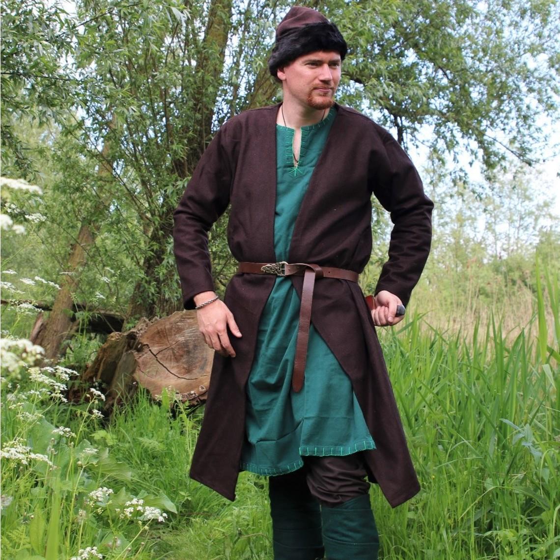 Leonardo Carbone Kaftan Gustav, marrón