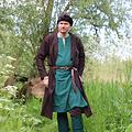 Leonardo Carbone Kaftan Gustav, marrone