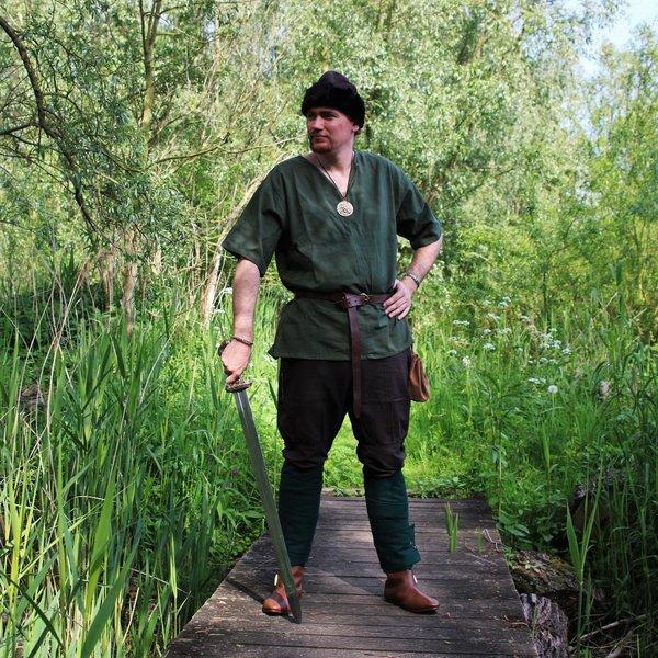 Leonardo Carbone Tunika Uhtred, grün