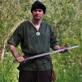 Tunic Uhtred, green